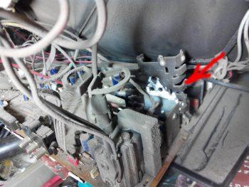 Дополнительный радиатор BU808DF
