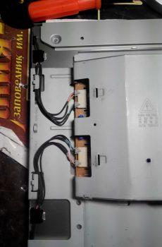 Коннекторы подключения ламп подсвекивания
