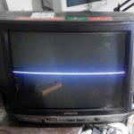 Ремонт кадровой развертки на примере телевизора  AIWA TV-215KE