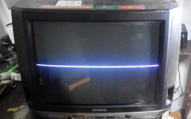AIWA TV-215KE