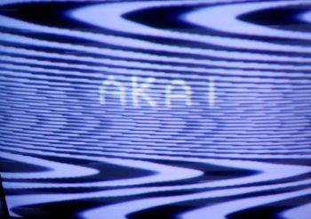 Вот такое изображение при включении телевизора