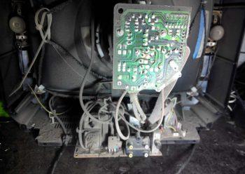 Телевизор после разборки
