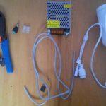 Подключение IP камер видеонаблюдения.