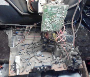 LG 21FJ7AG после снятия крышки