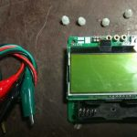 Обзор нового esr метра на аккумуляторе