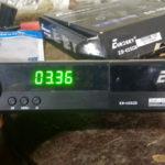 Eurosky ES-4050 нет сигнала с антенны.
